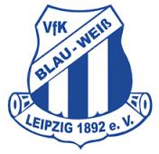 Blau weiß Leipzig